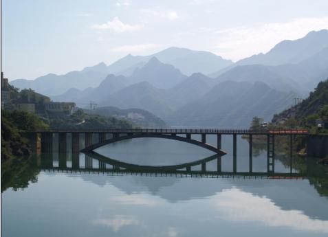 雾灵山庄风景